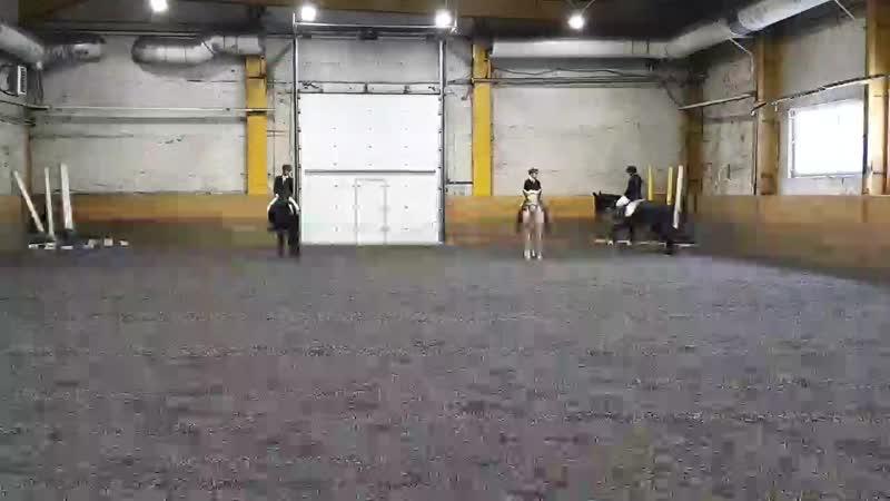 Балашова Маргарита на Аделе ППД(А) - 3-е место