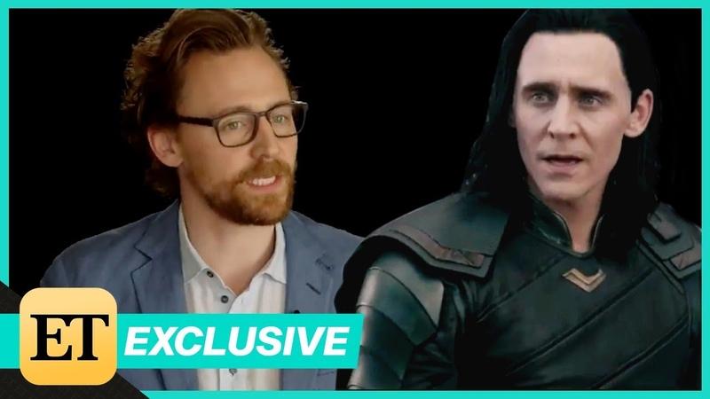 Tom Hiddleston Looks Back on Loki's Road to Avengers: Infinity War (Exclusive)