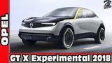 Opel GT X Experimental Concept 2018  Обзор от AUTO WORLD. RU