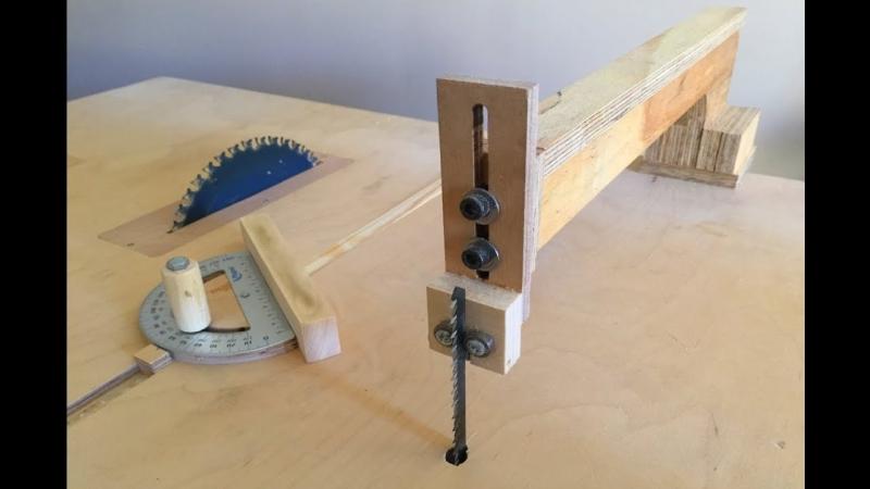 4 in 1 Workshop Accessories blade guide miter gauge crosscut sled 4 in 1 ç i Aparatları
