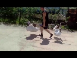 Нестандартная прогулка фермера - 200 кг. / 20 м.