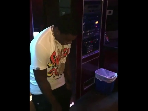 Kodak Black ft Travis Scott Soul Train snippet Prod D A Doman Train beat🚂
