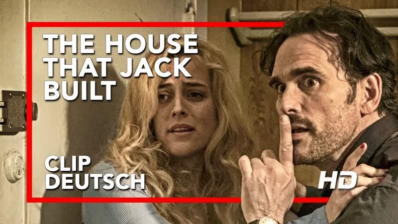 THE HOUSE THAT JACK BUILT Mr. Sophistication Offiziell Kinostart 29. November 2018