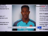 Danny Welbeck v Wikipedia What's true What's false