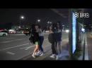Встреча 7SENSES с корейскими фанатами на SOBA