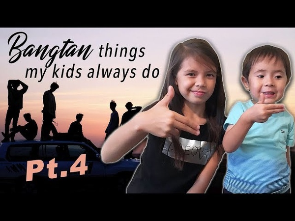 Bangtan things my kids always do (part 4) Low-key BTS crack video
