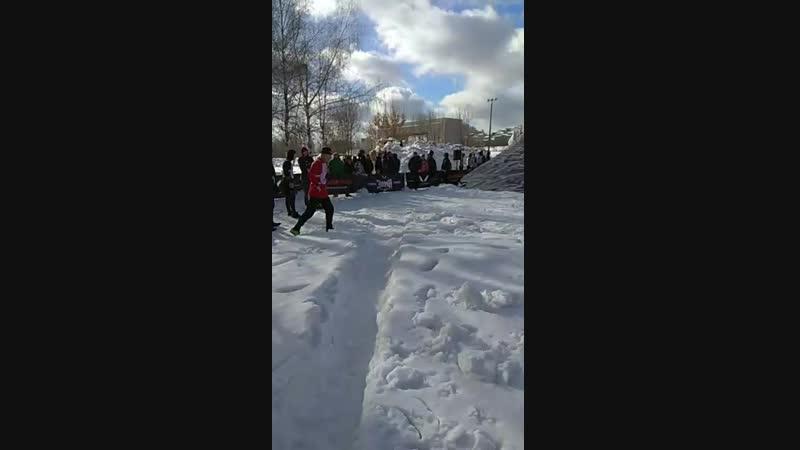 Лютый Эльбрус ГГ зима 16.02.2019