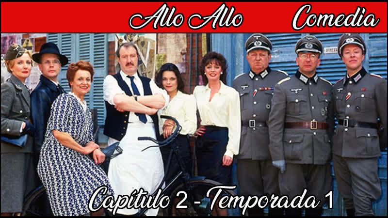 Alo Alo - 2x01 - Los Britanicos han llegado