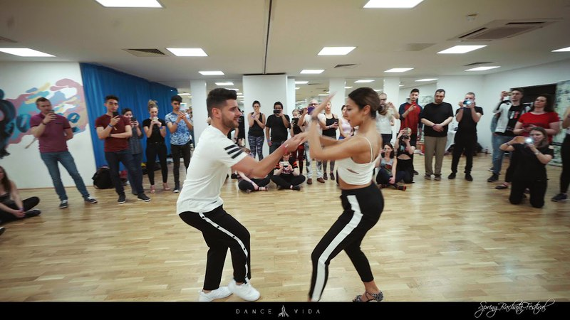 LUIS AND ANDREA - BACHATA WORKSHOP
