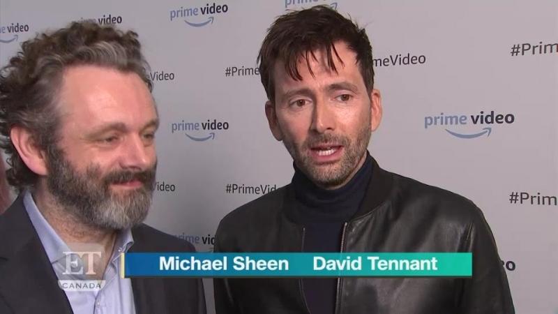 Cast Talk 'Good Omens' Adaptation