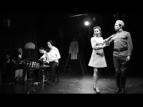 Ольга Альбанова Танго на полустанке