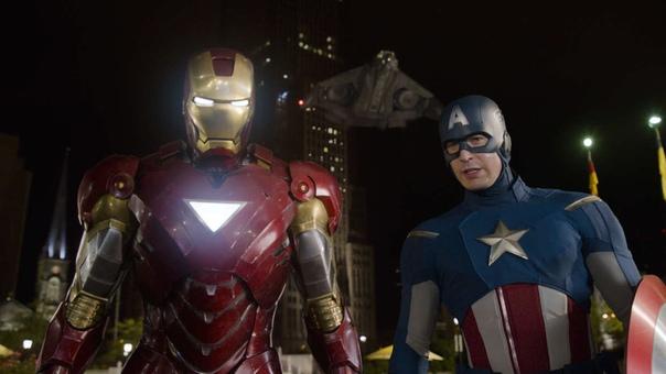 """Капитан Америка посоветовал назначить Железного человека ведущим """"Оскара 2019"""""""