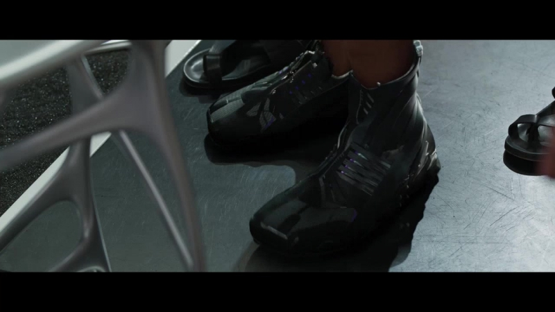 Чёрная Пантера. Допы (2018)