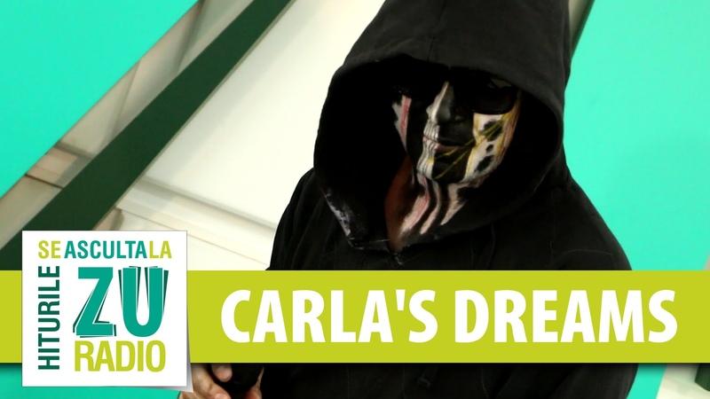 Carla's Dreams - Sub Pielea Mea | eroina (Live la Radio ZU)