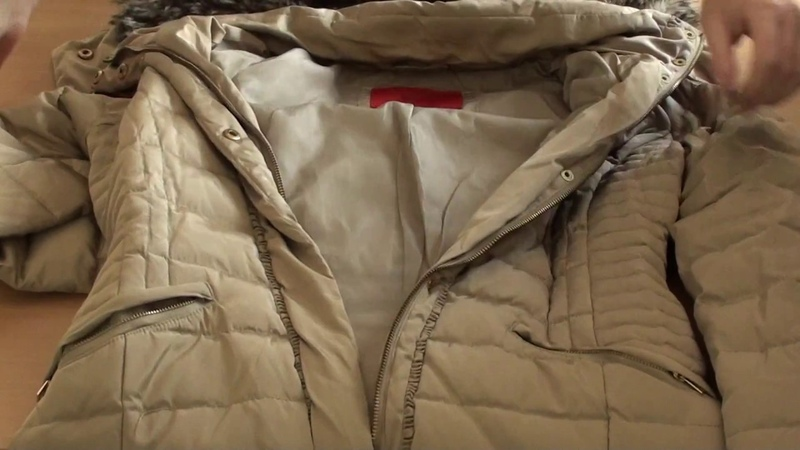 СР38 (5). Зимние куртки крем