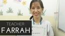 Преподаватели 3D ACADEMY - Farrah