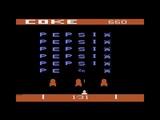 Pepsi Invaders for the Atari 2600