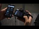 Передача изображений с камеры Fujifilm на смартфон