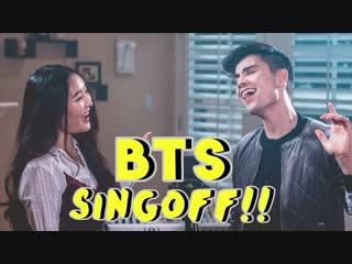 Sam Tsui, Megan Lee, KHS - BTS Mashup