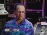 Mike Post - TV Interview on