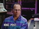 Mike Post - TV Interview on NYPD Blue Main Title Music Theme (1994)