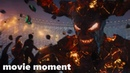 Перси Джексон и Море чудовищ 2013 - Кронос 8/9 movie moment