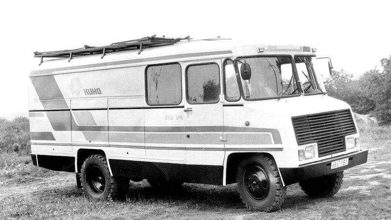 ЧЗСА АСТ 04 на базе АСЧ 05 53 12 1987 92