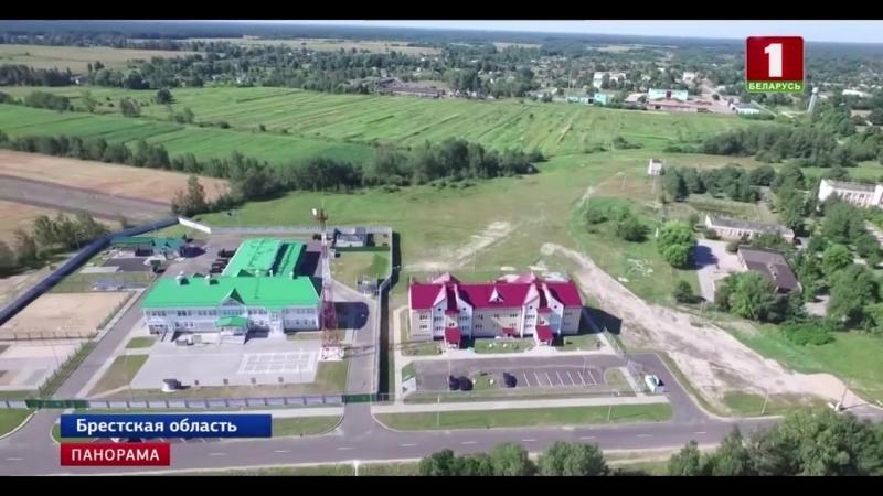 Видеорепортаж Президент Беларуси посетил погранзаставу Дивин в Кобринском р не