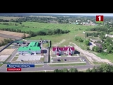 Видеорепортаж. Президент Беларуси посетил погранзаставу Дивин в Кобринском р-не