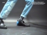 Off-White footwear film directed by Viktor Vauthier