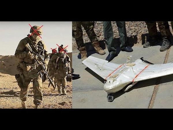 Сирийские повстанцы с помощью дронов покромсали асадитов. -3 россиянина.