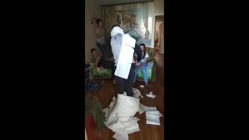 Андрей зачем тебе столько бумаги