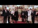 Кинокомпания Союз Маринс Групп на Пасхальной литургии в Храме Христа Спасителя