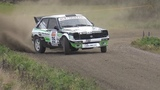 Toyota Starlet Rally Compilation