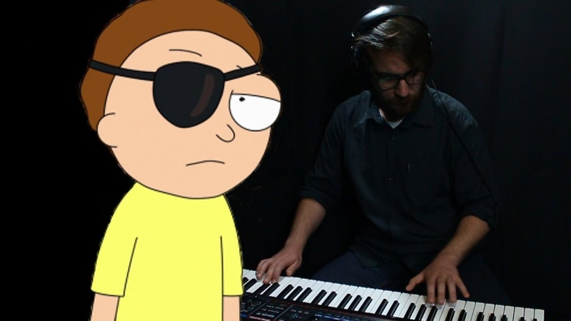 Blonde Redhead For The Damaged Coda Evil Morty Theme Inheres Cover