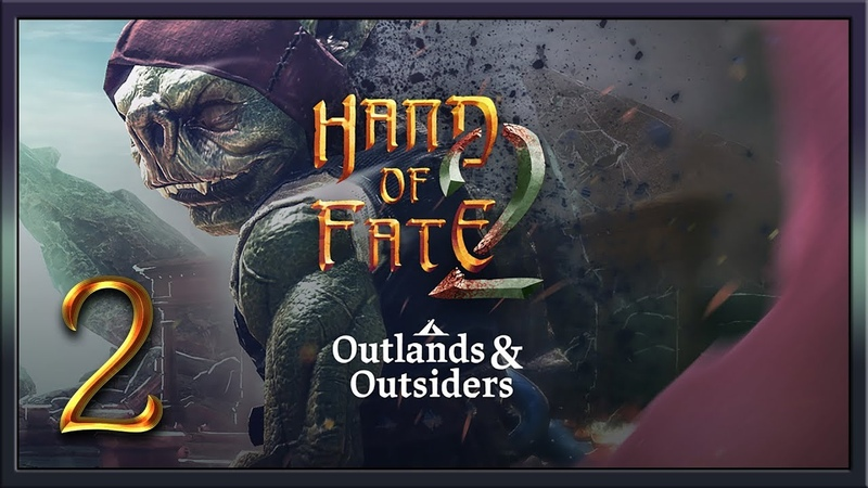 Hand of Fate 2 Outlands and Outsiders DLC ★ 2: Врата