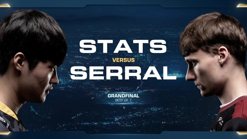 Stats vs Serral PvZ Grand Final 2018 WCS Global Finals StarCraft II