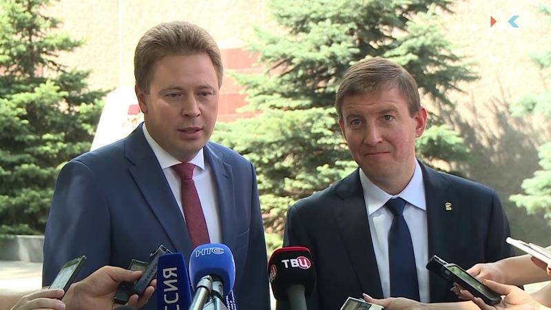 Севастополь посетил секретарь Генерального совета партии «Единая Россия» Андрей Турчак