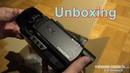 HXR-NX80 SONY 2018.01.05- NEUE UNBOXING der VIDEOKAMERA - [S]