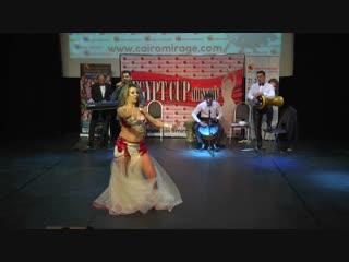 MARINA OGANYAN - EGYPT CUP 2018 SUPERSTAR GALASHOW