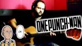 One Punch Man OST (sad theme on guitar) + TABS/NOTES | Navigator Studio