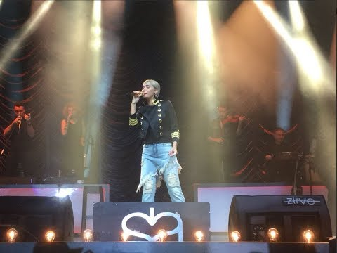 Sıla Gençoğlu - Muhbir Ankara Konseri Canlı