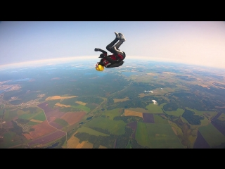 Aff skydive ural