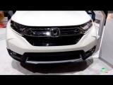 2018 Honda CR-V Exterior and Interior Walkaround LA Auto Show