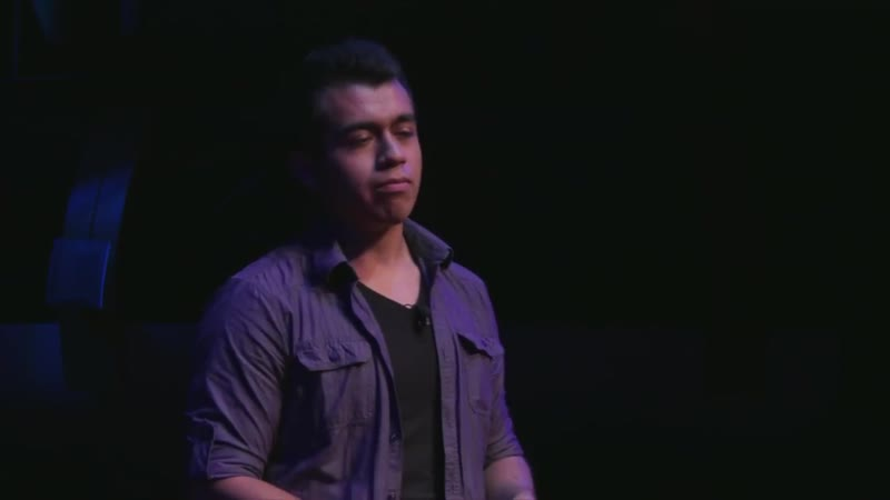 The involuntary immigrant Luis Mejia TEDxFSCJ