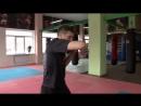 Урок 4 Боковые удары с чемпионом мира по кикбоксингу Александром Стецуренко