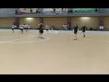 2 ой период Спарта - Masha's girls матч за 3-е место