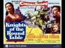 Knights of the Round Table 1953 Robert Taylor Ava Gardner Mel Ferrer