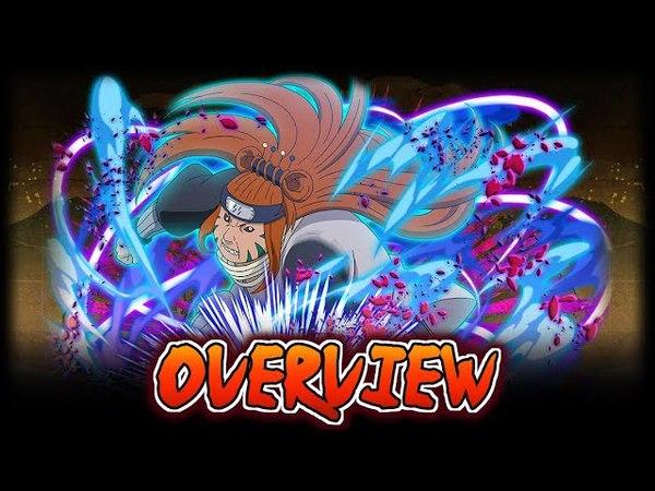 【Naruto Blazing】★6 Fuguki (EM) - Overview