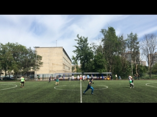ВЧДэ-6 - ФК Реал Самурай. 3 июня 2018